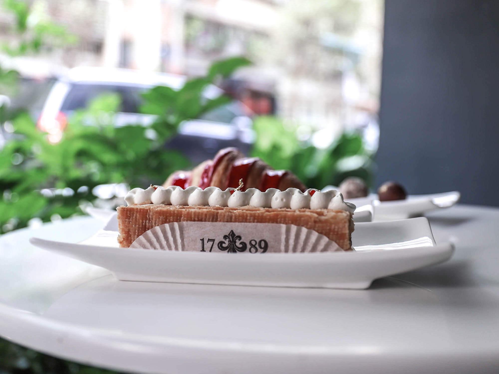 1789 Café Pâtisserie_千層