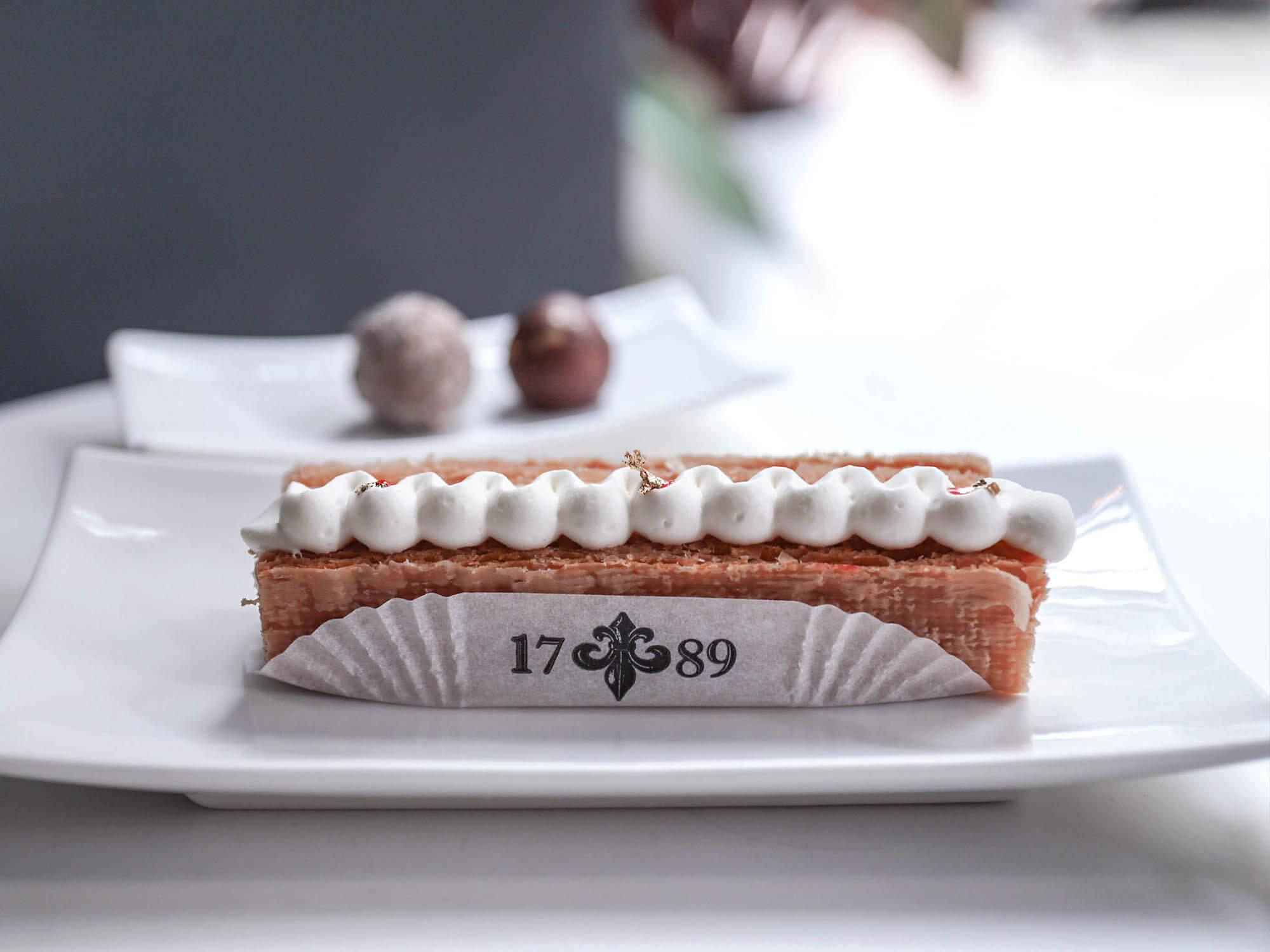 1789 Café Pâtisserie_千層2