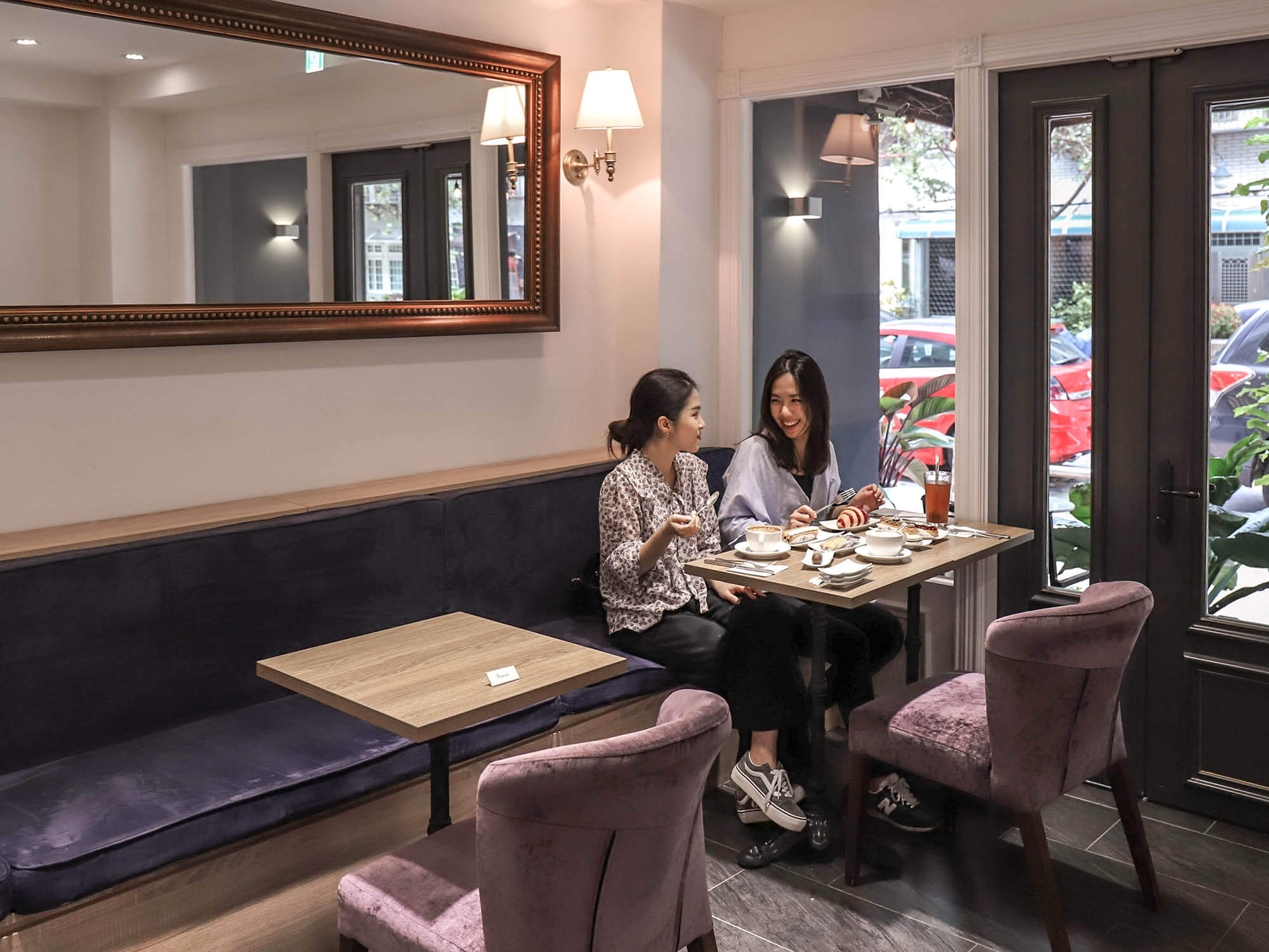 1789 Café Pâtisserie_吃下午茶