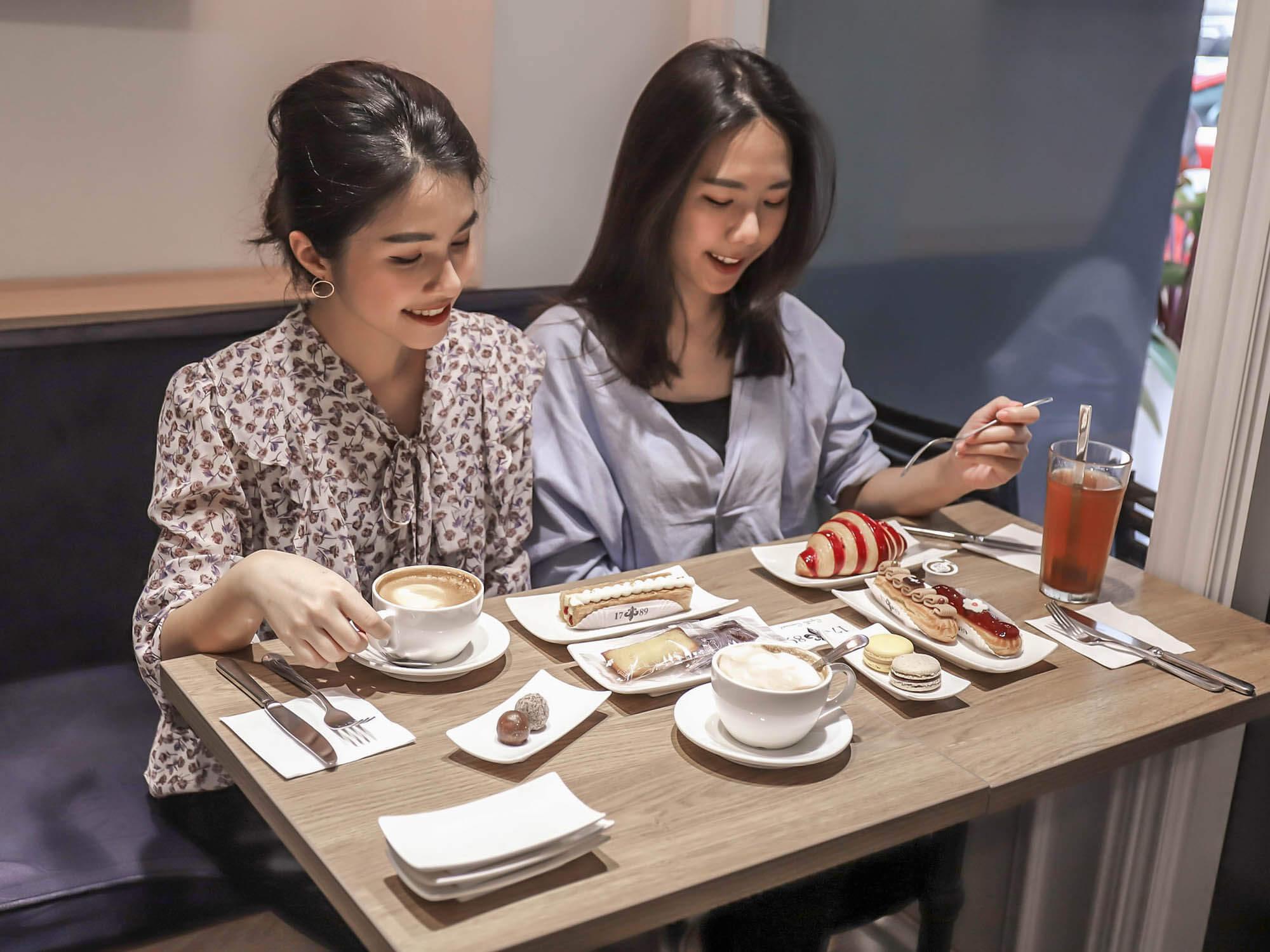 1789 Café Pâtisserie_吃下午茶1