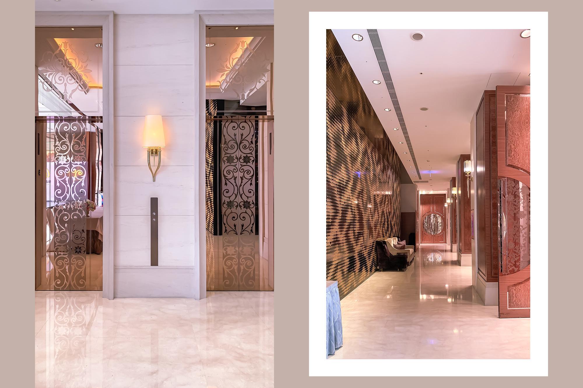 大倉久和_3F宴會廳電梯走廊1