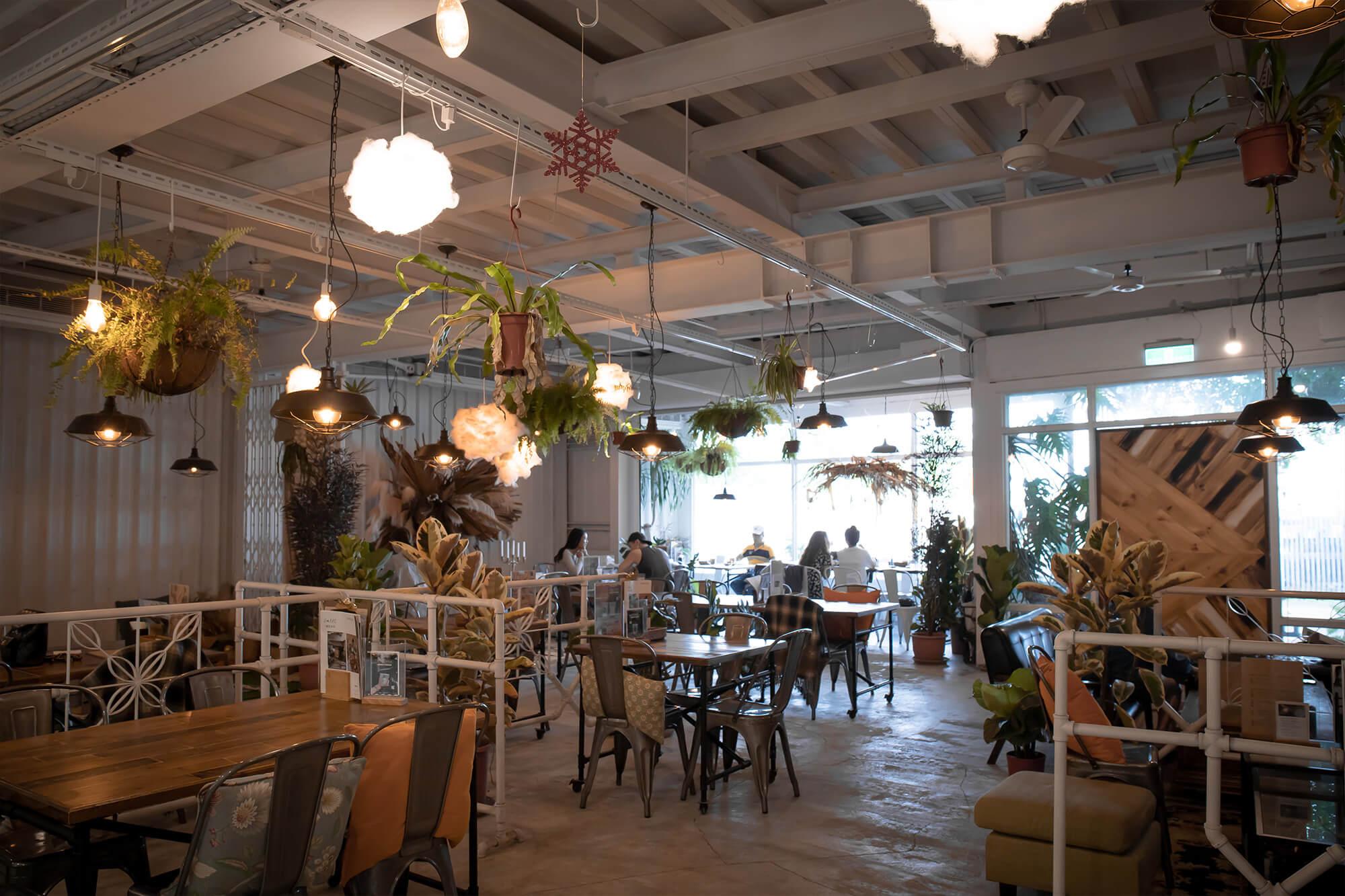 Ln180 Cafe_內部
