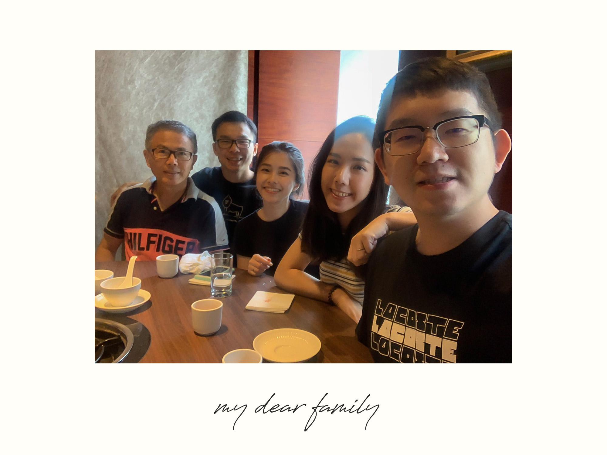 橘色二館家族聚餐1
