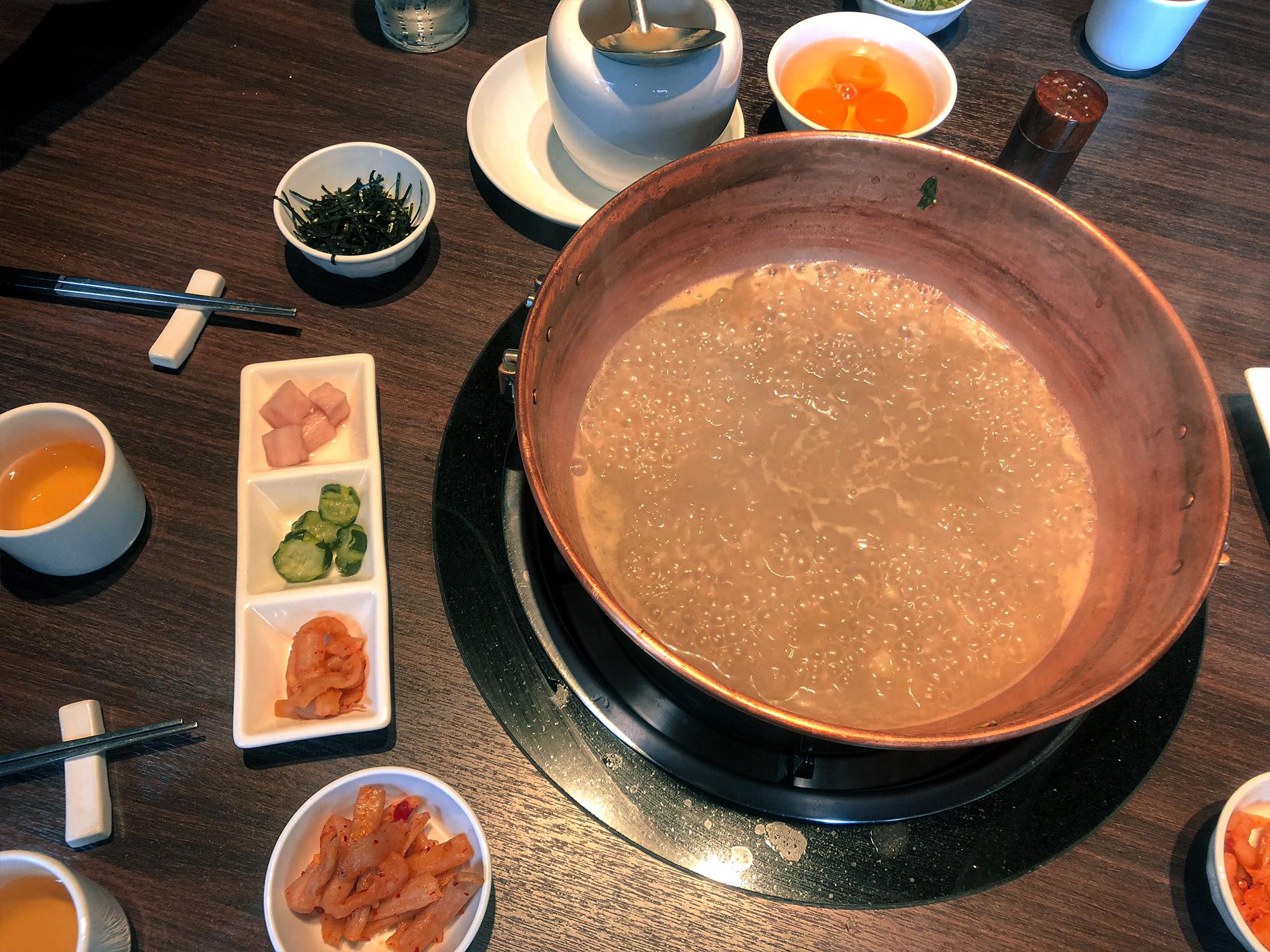 橘色二館煮粥1