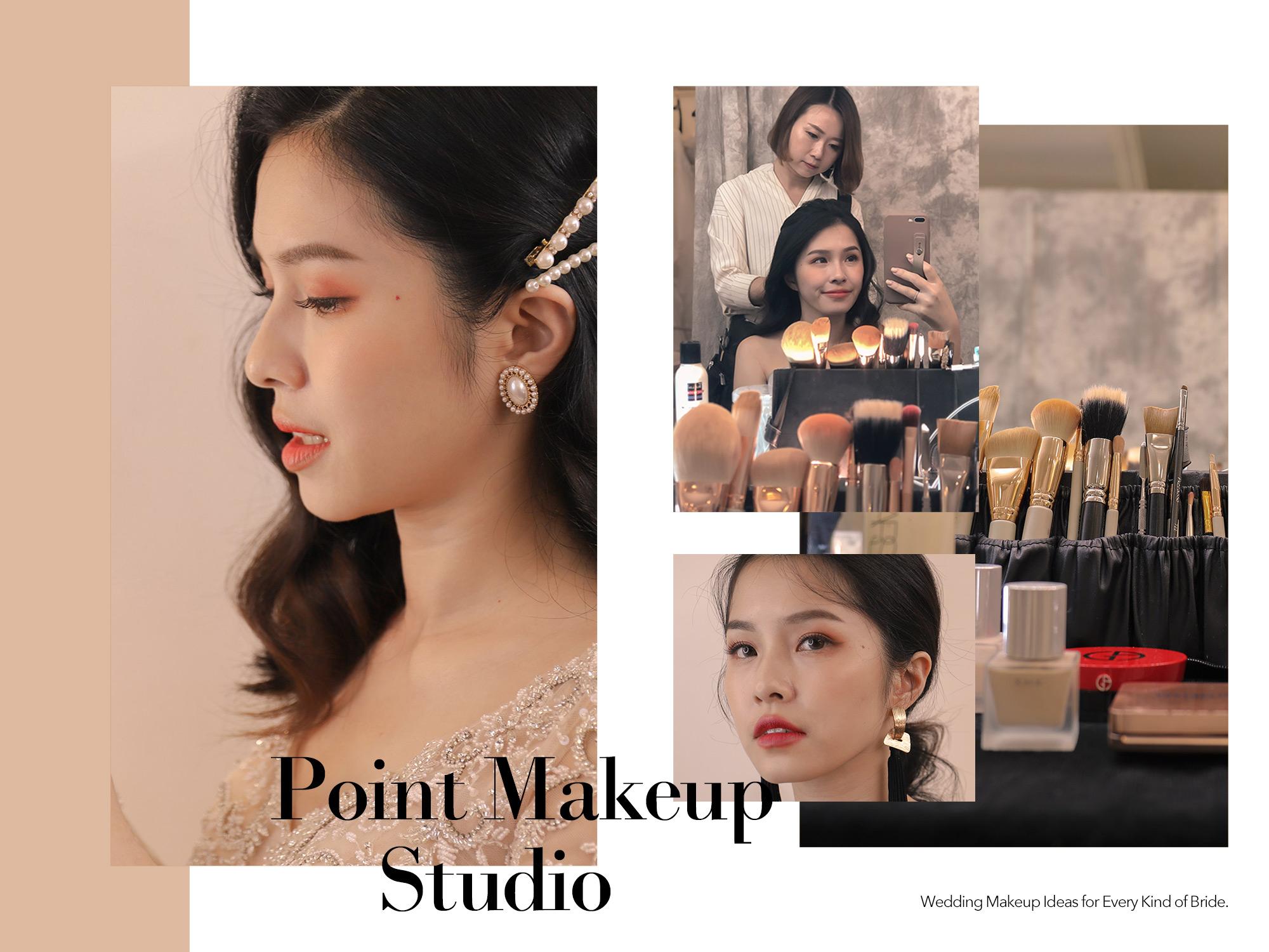 點點造型團隊-新秘試妝,打造自然細緻的純淨妝感,推薦細心的新秘Sonia老師