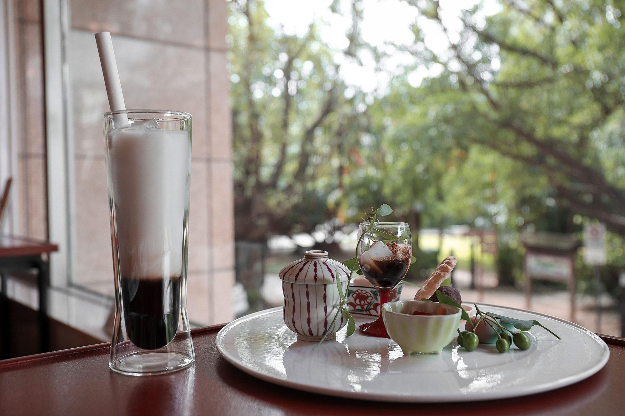 加賀屋下午茶5