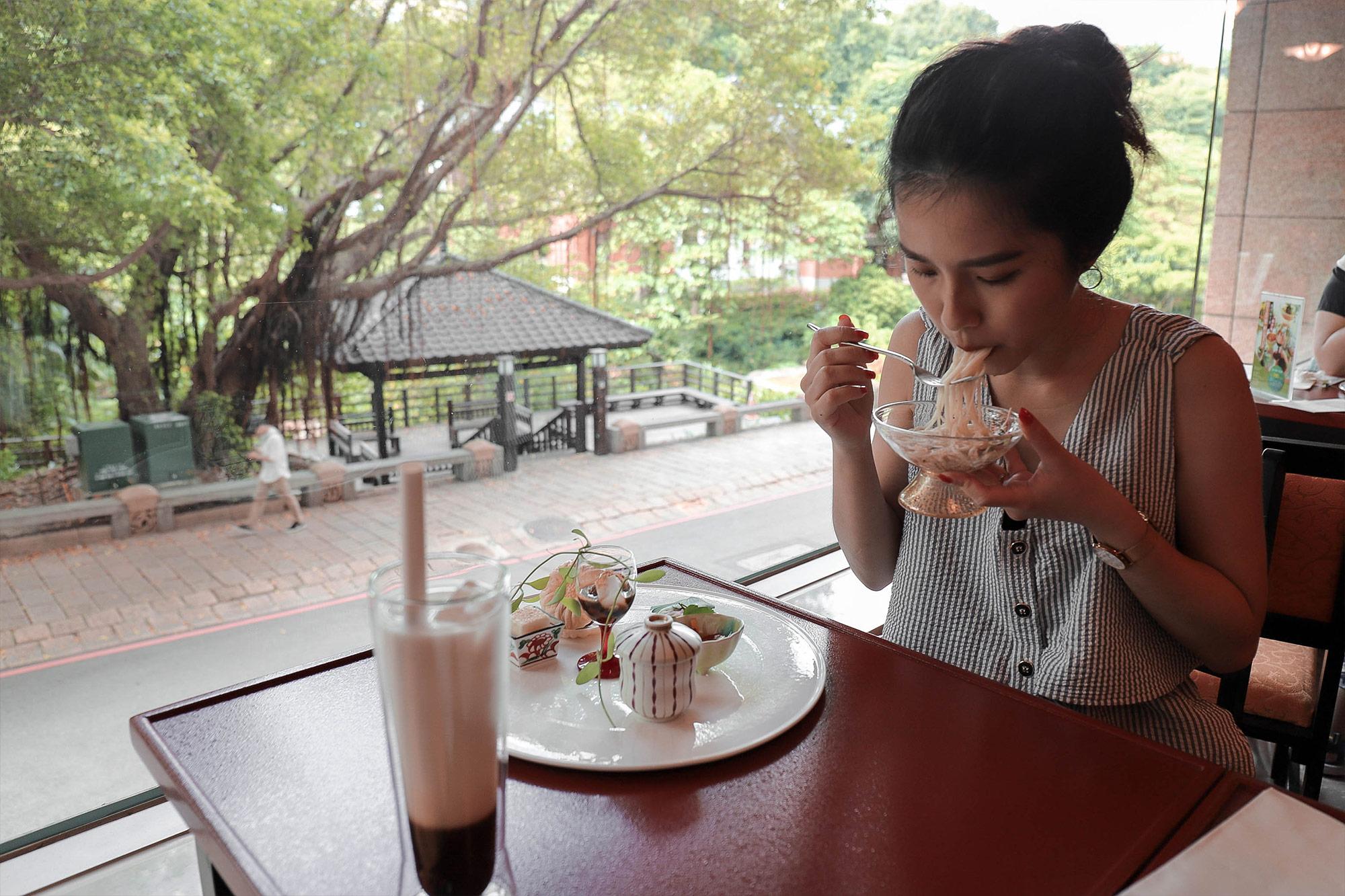 加賀屋下午茶6