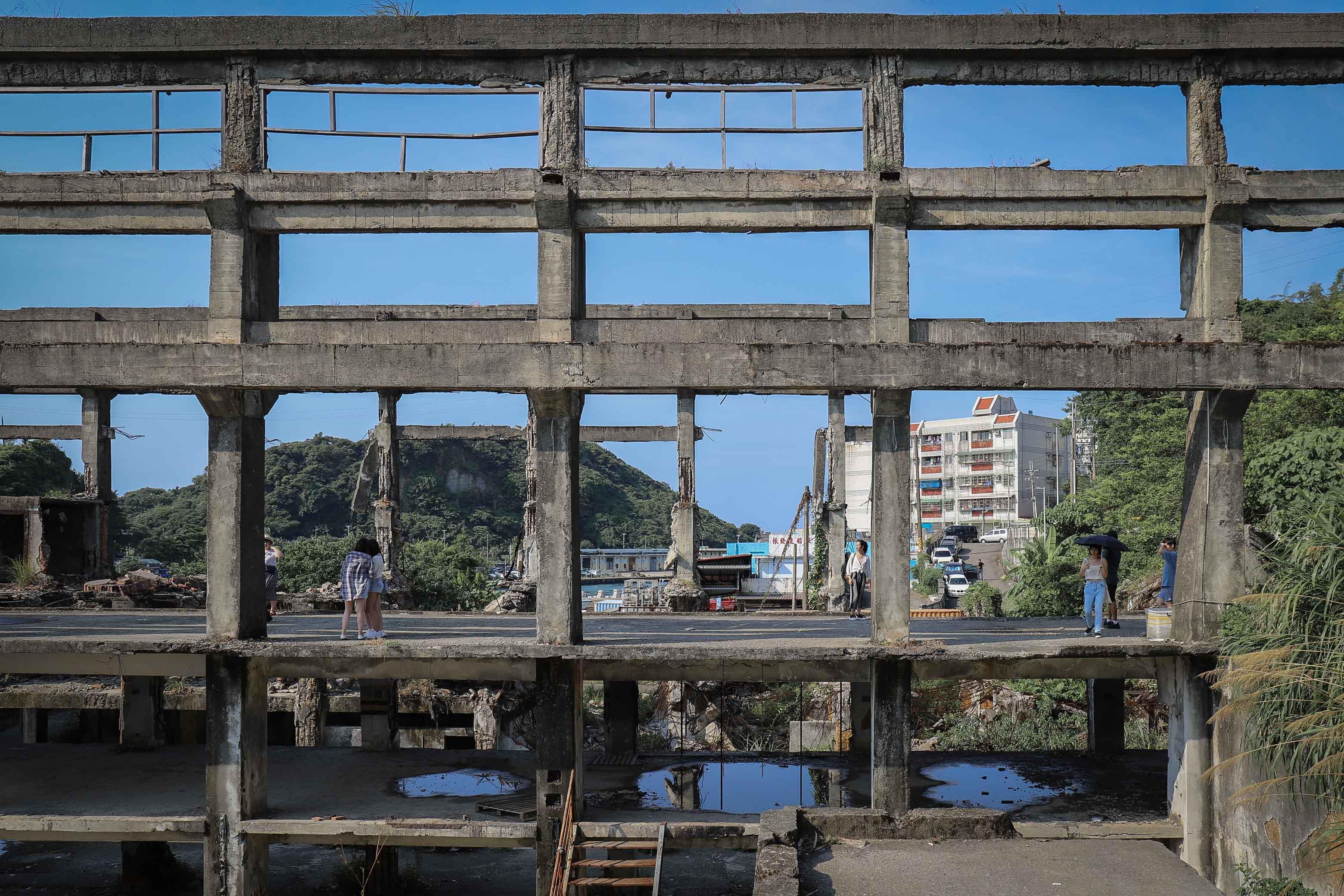 阿根納造船廠廢墟1