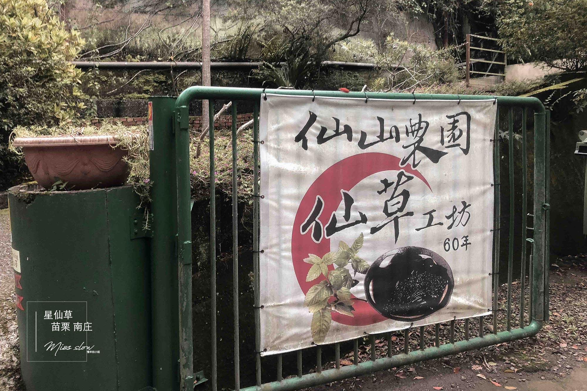 苗栗南庄_星仙草戶外2