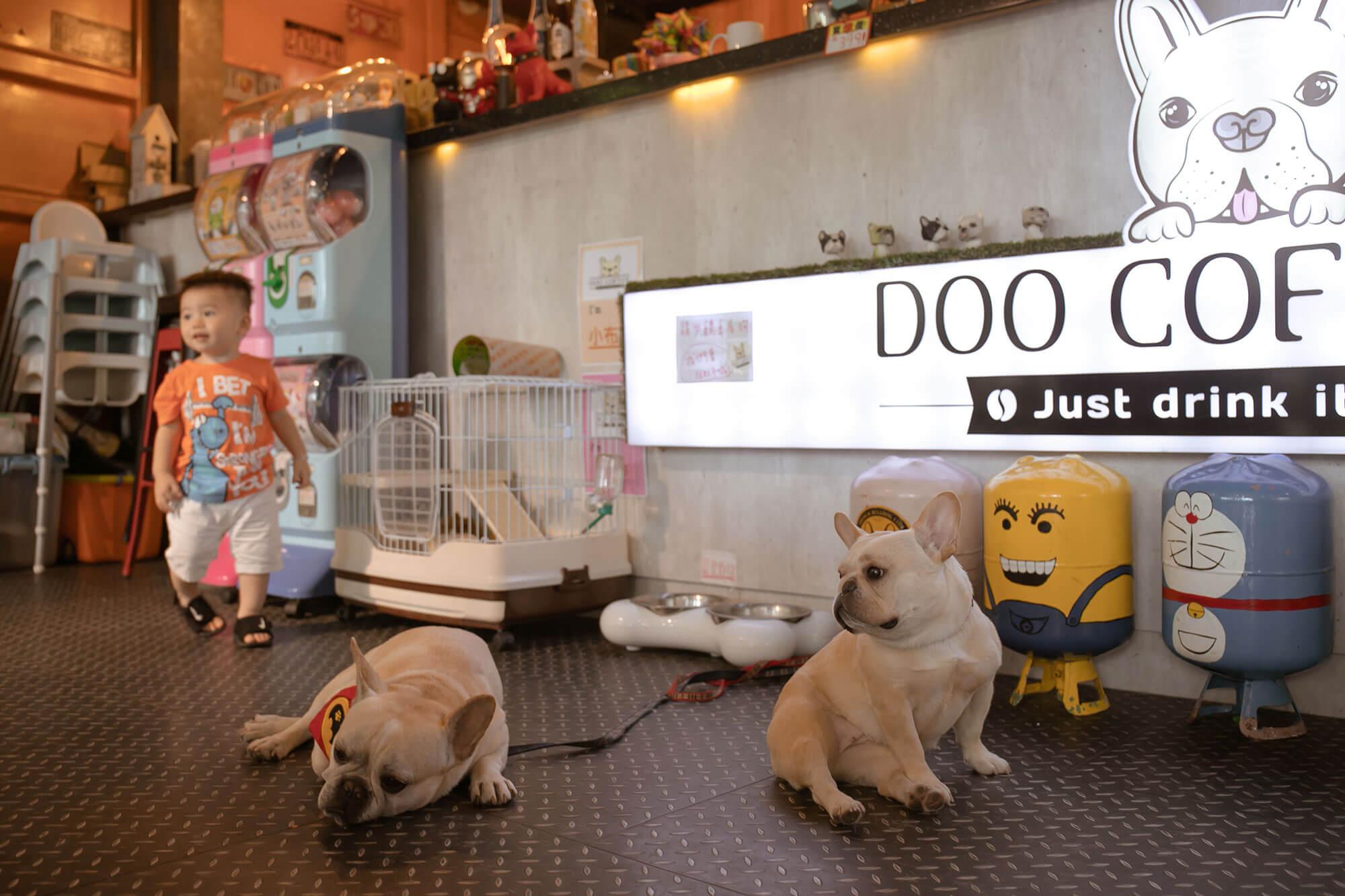 dog coffee_店內櫃檯3