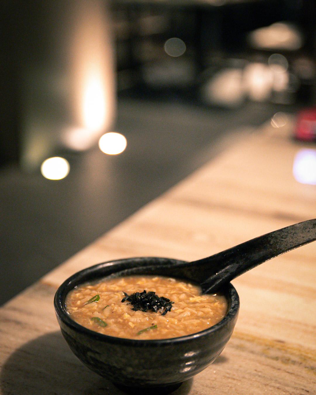 麻辣一號店湯底-海鮮粥