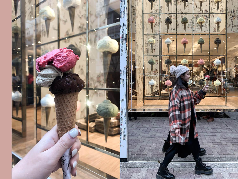 Venchi義式冰淇淋gelato