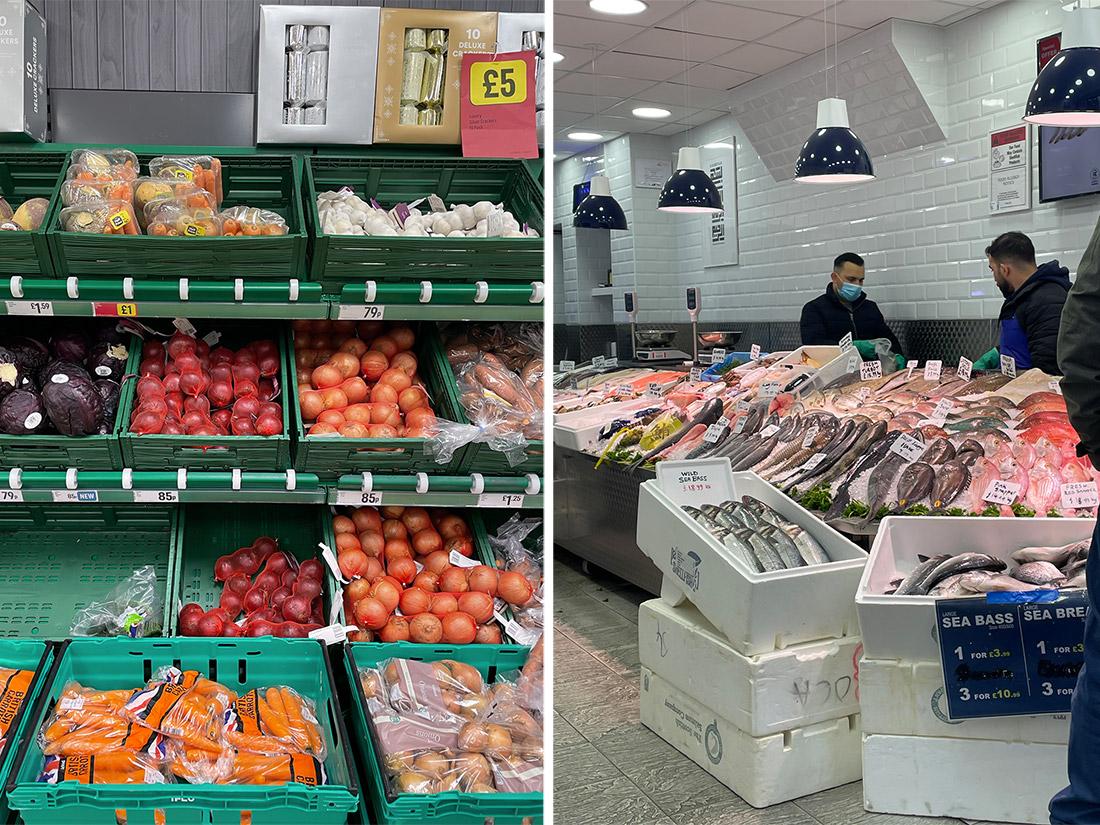 英國疫情下去超市安全嗎?