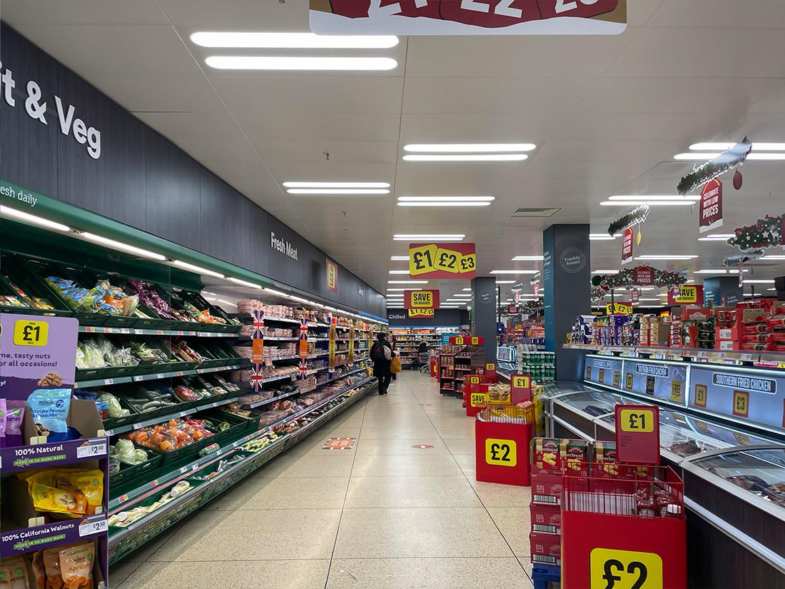 英國疫情下的超市安全嗎?