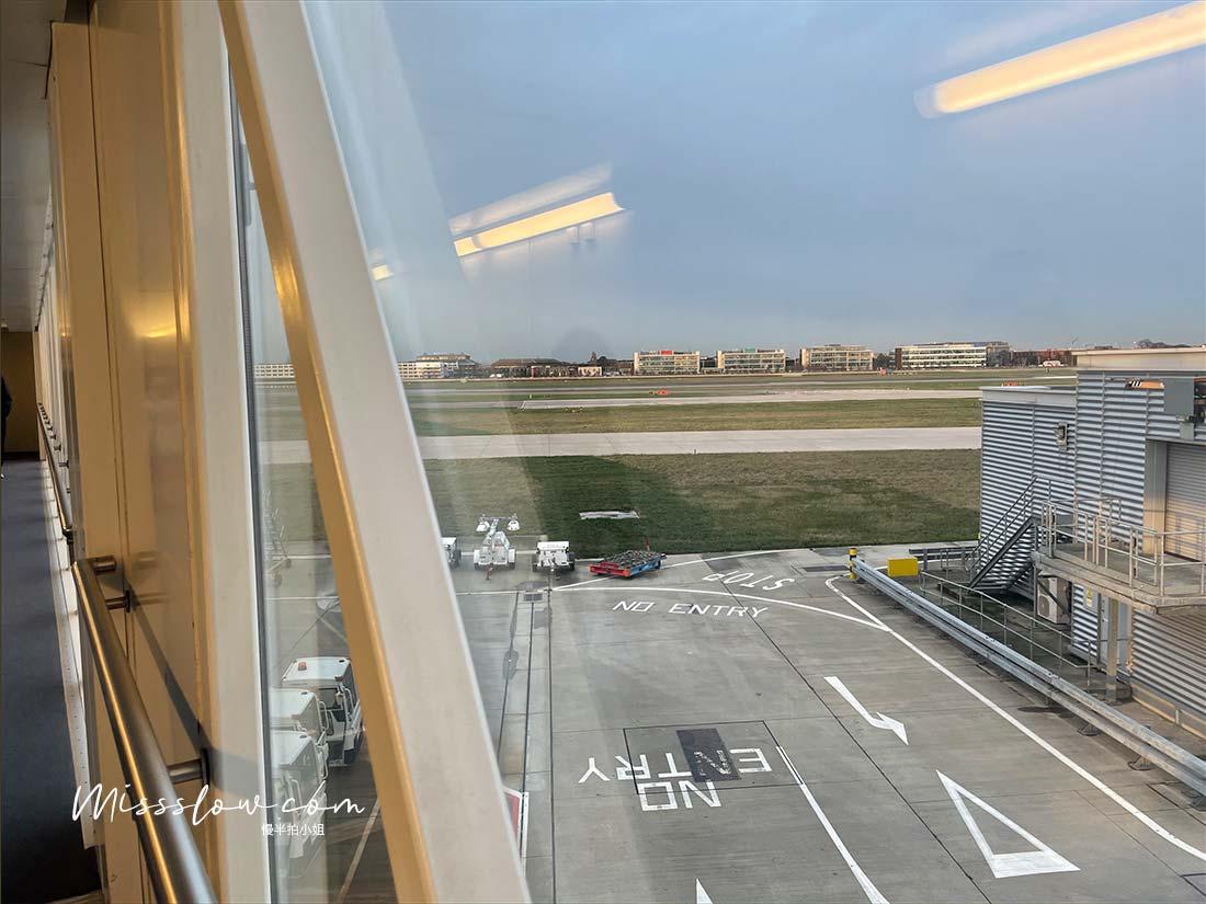 華航A350商務艙直飛倫敦,疫情內的飛行日誌-抵達倫敦