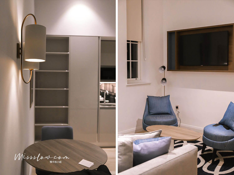 citadinesislingtonhotel倫敦住宿客廳2