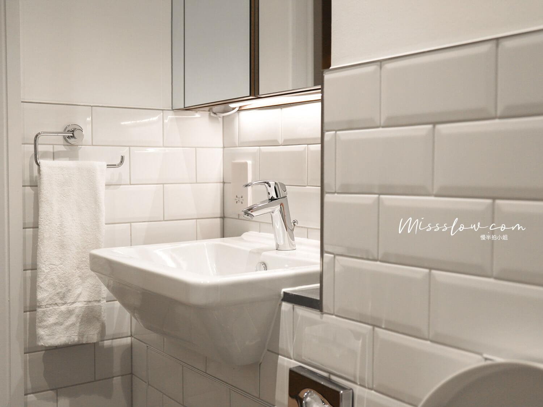 倫敦公寓式酒店 citadines islingtonhotel 洗手台