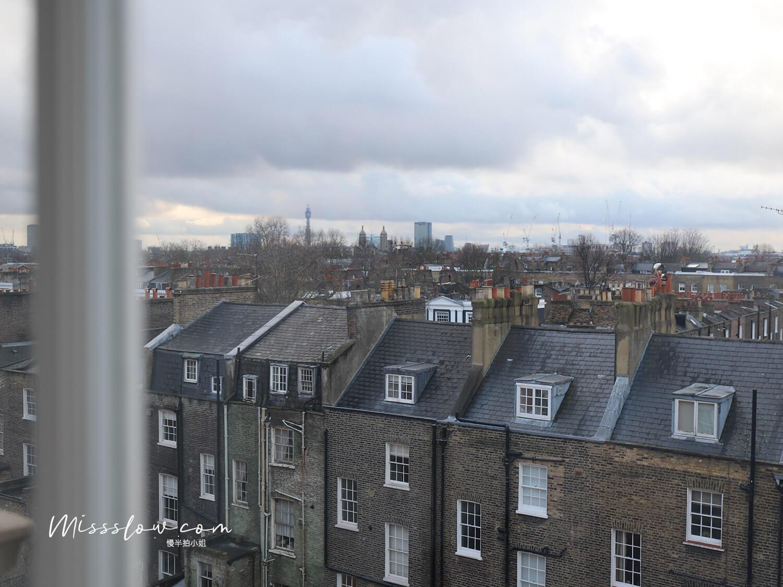 citadinesislingtonhotel倫敦住宿房間窗景