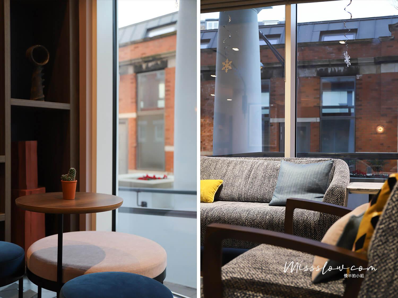 倫敦公寓式酒店好在哪?citadines islington hotel G樓環境