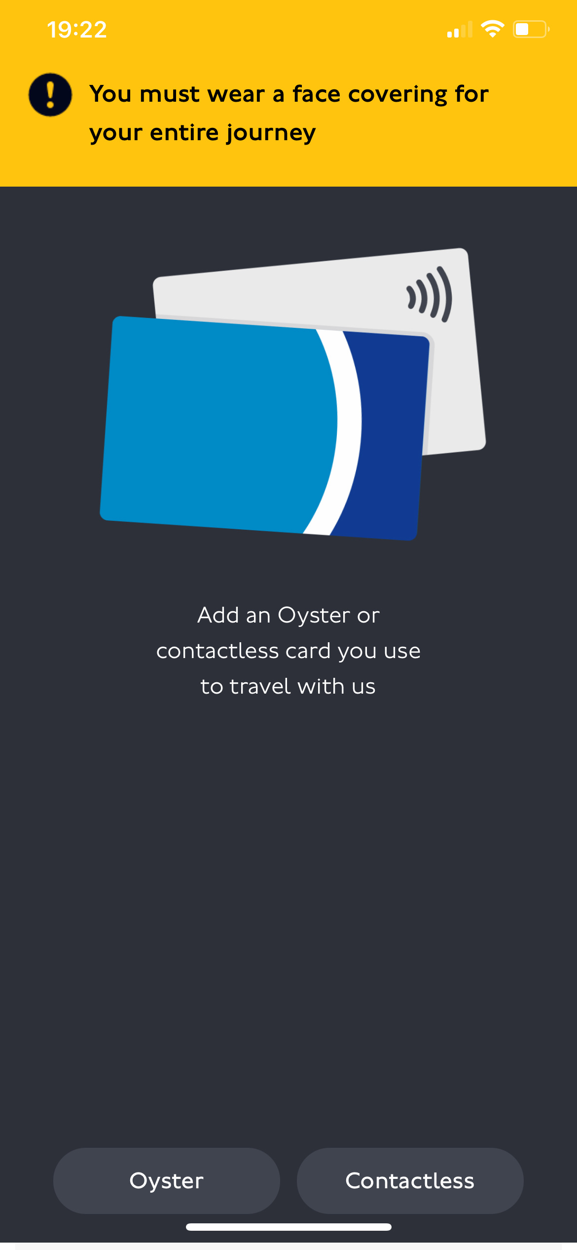 倫敦地鐵 :下載「TfL Oyster and contactless」APP追蹤交通費