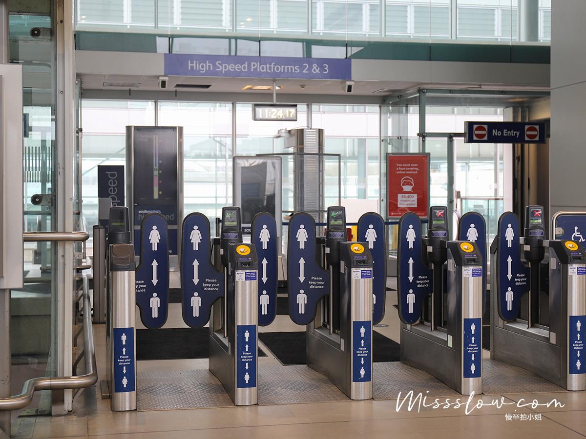 倫敦地鐵怎麼搭?牡蠣卡、晶片感應信用卡的使用方式