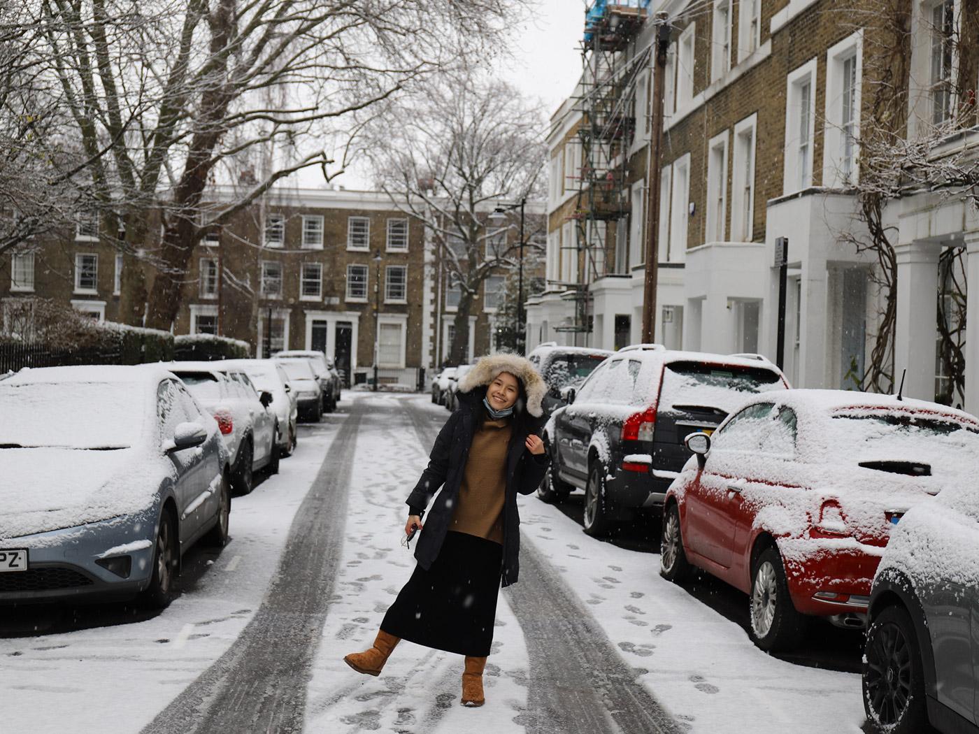 倫敦旅遊的行李清單,到底該帶哪些東西?如何穿搭?-倫敦會下雪嗎