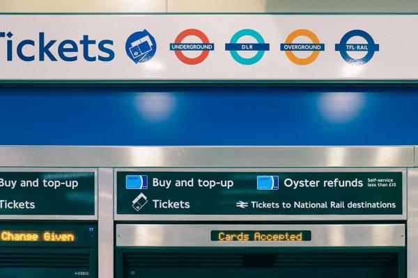 倫敦的牡蠣卡Oyster card怎麼買?教你如何查詢餘額和退卡、退款方式