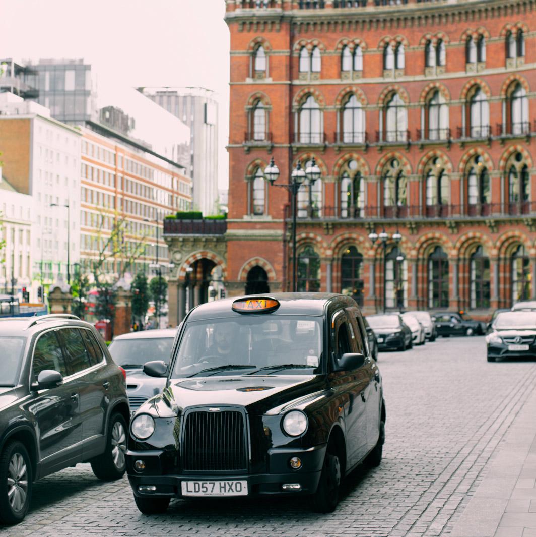 倫敦交通 11種交通工具搭乘攻略:黑色計程車Black Taxi