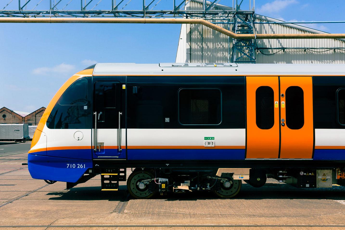 倫敦交通 11種交通工具全攻略:地上鐵Overground