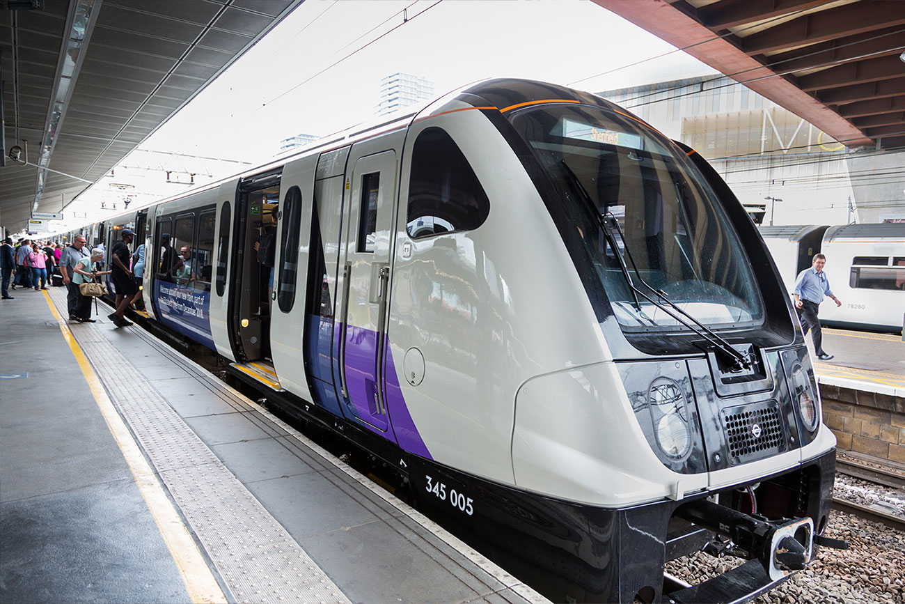倫敦交通 11種交通工具全攻略:倫敦交通局鐵路 TFL Rail
