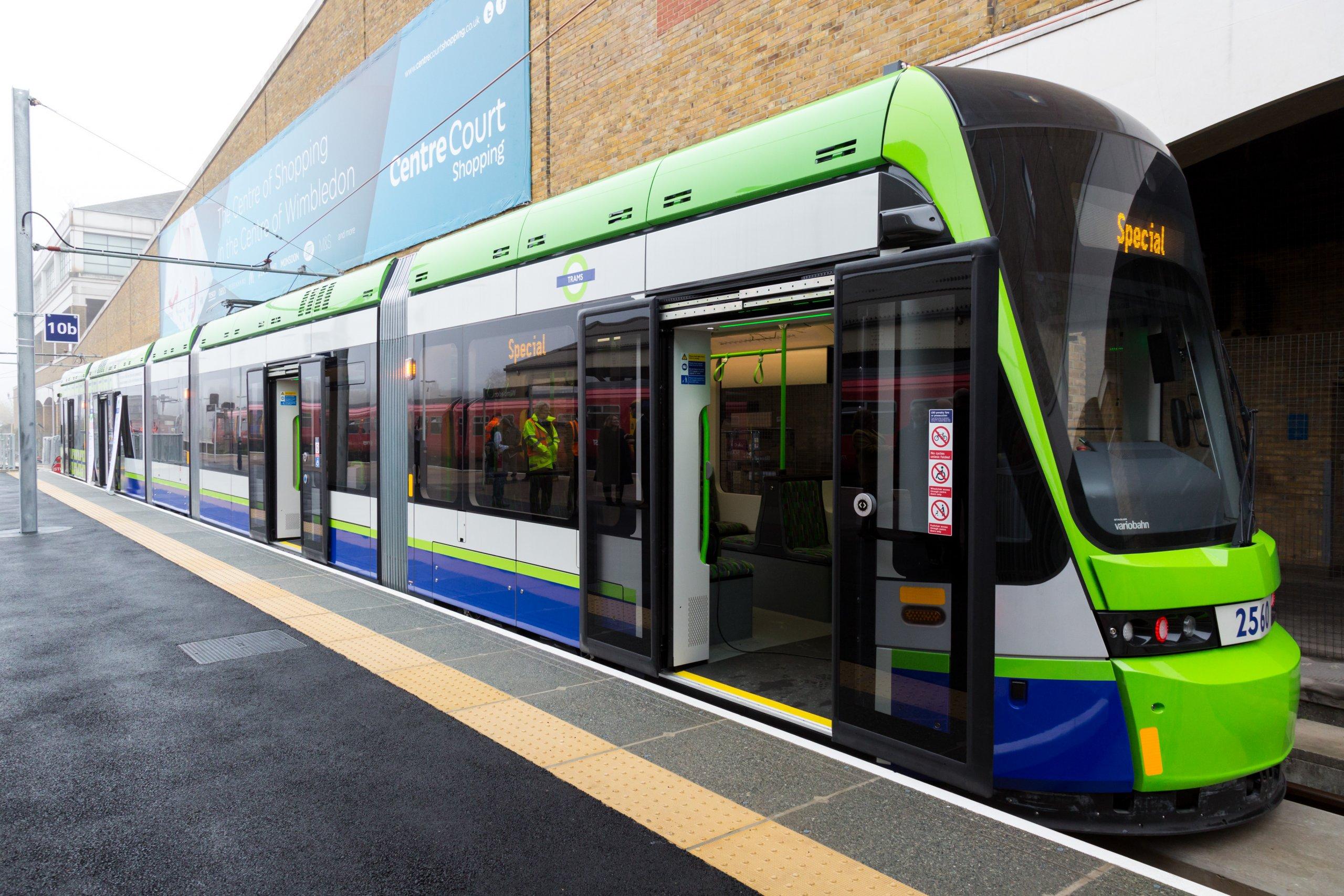 倫敦交通 11種交通工具全攻略:電車Tram
