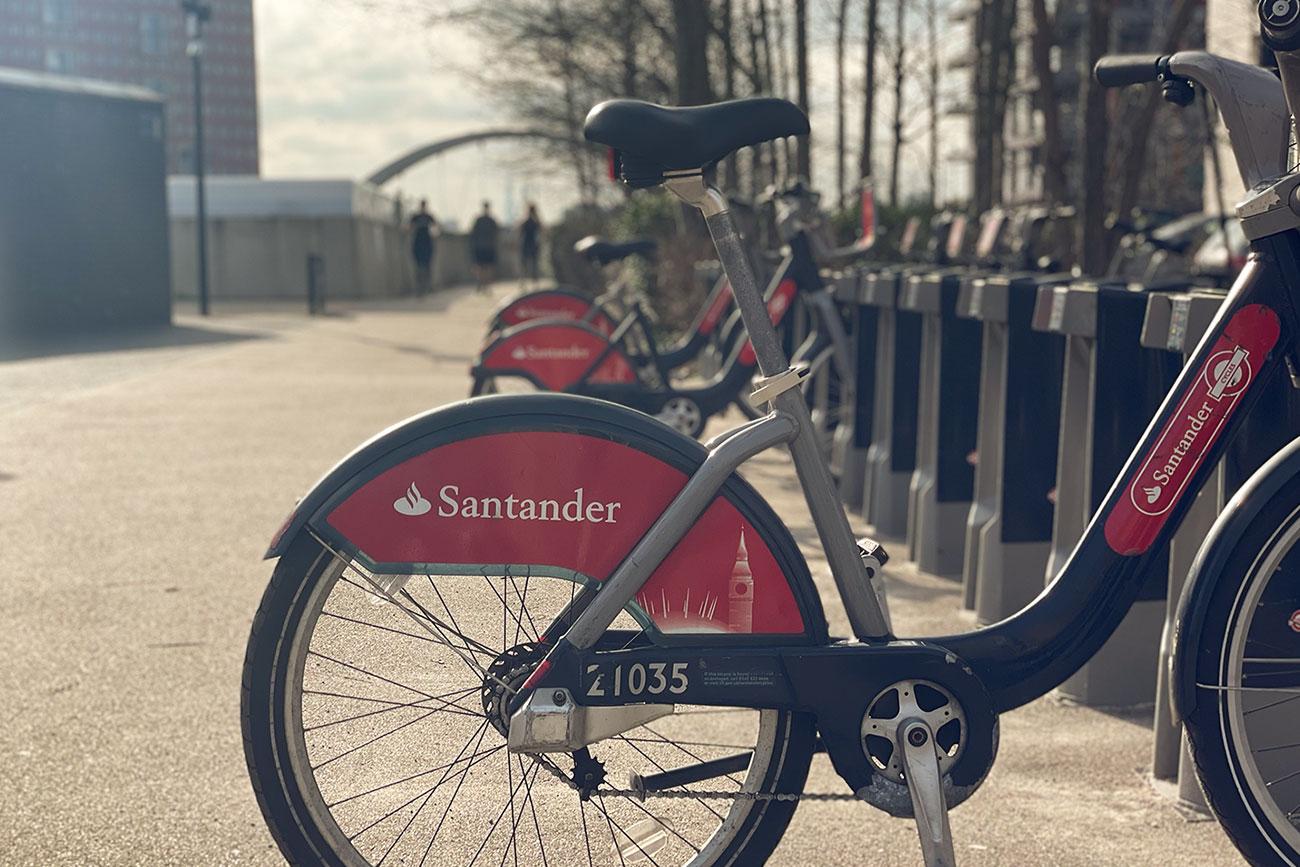 倫敦交通 11種交通工具搭乘攻略:共享計程車 Bikes