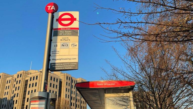 倫敦巴士搭車攻略