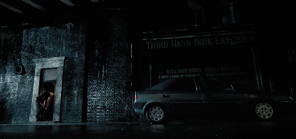 哈利波特在倫敦拍攝的10個知名電影場景:破釜酒吧|《阿茲卡班的逃犯》