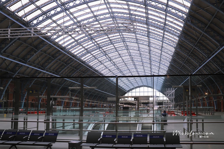 哈利波特在倫敦拍攝的10個知名電影場景:榮恩用飛車載哈利|聖潘克拉斯國際車站St Pancras International Station