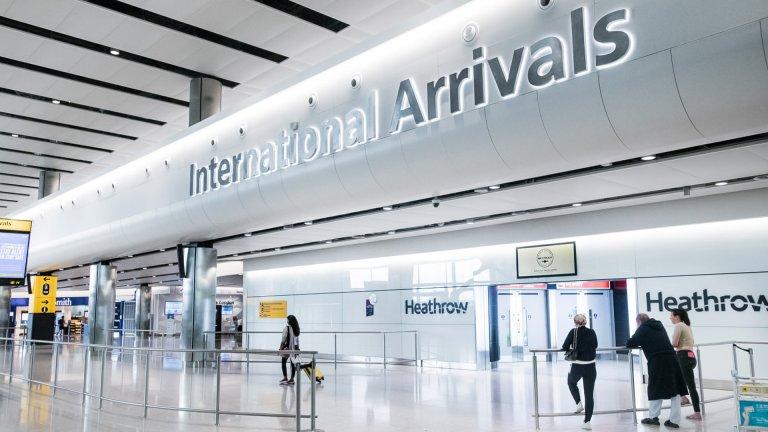 倫敦希斯洛機場Heathrow Airport怎麼搭火車,地鐵,包車到倫敦市區?