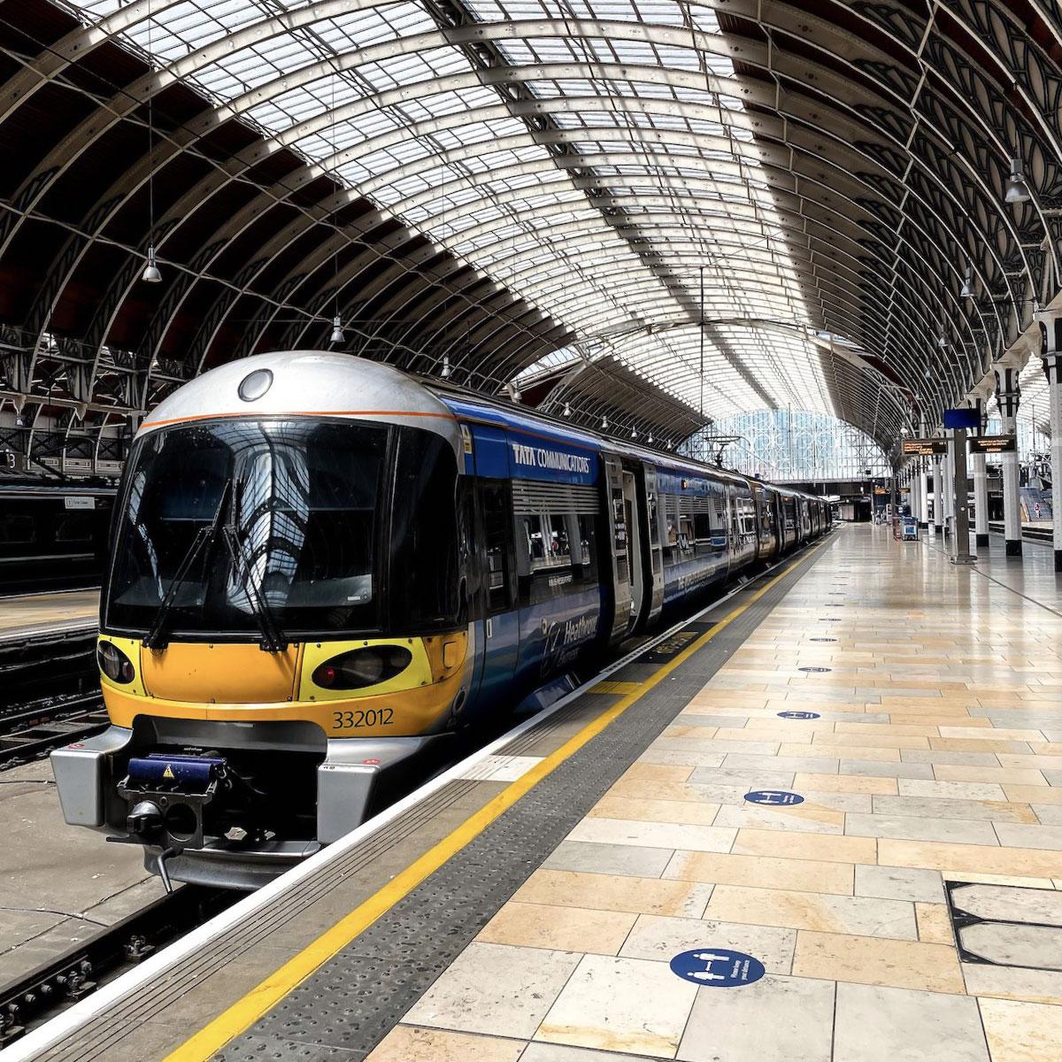 倫敦希斯洛機場 交通攻略:Heathrow Express優勢分析
