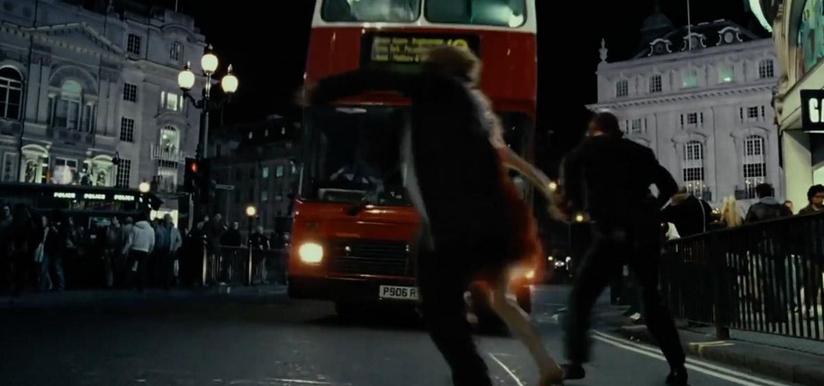 哈利波特在倫敦拍攝的10個知名電影場景-Piccadilly Circus