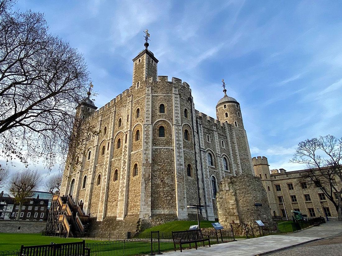 倫敦塔The Tower of London的必看重點有哪些?-白塔