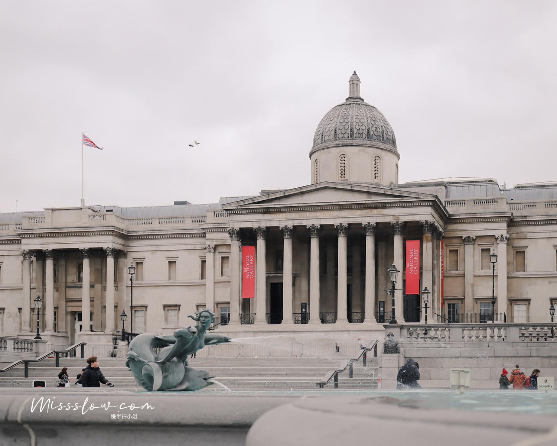 特拉法加廣場Trafalgar Square的必看5大重點&周邊的4間人氣咖啡店!