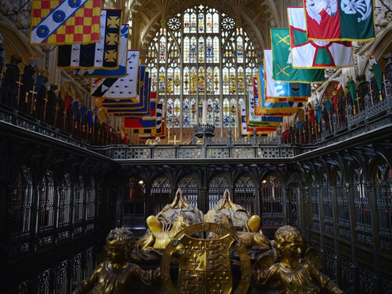 西敏寺Westminster Abbey內的9大必看重點:聖母堂Lady Chapel