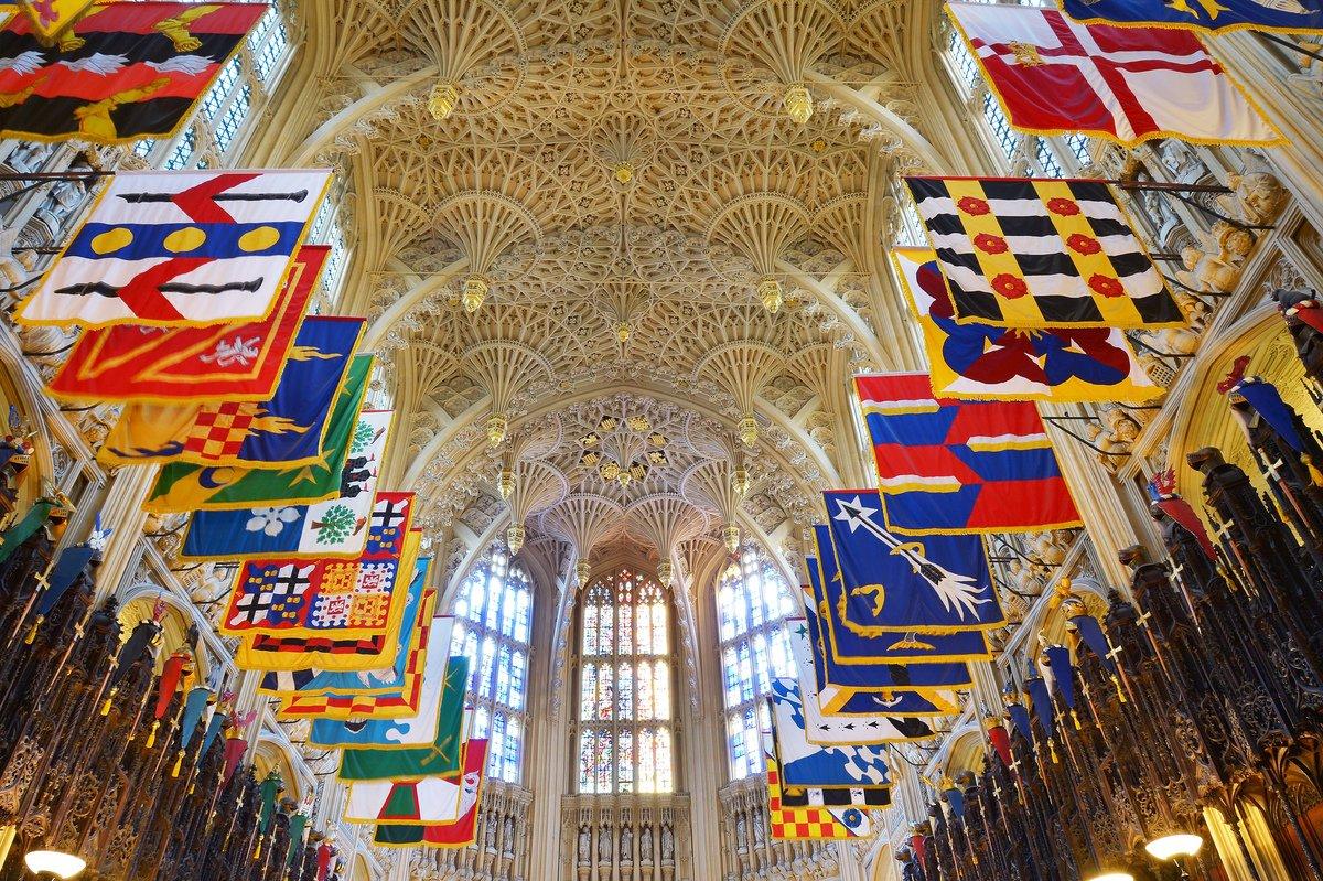 西敏寺Westminster Abbey必看的景點介紹:Lady Chapel