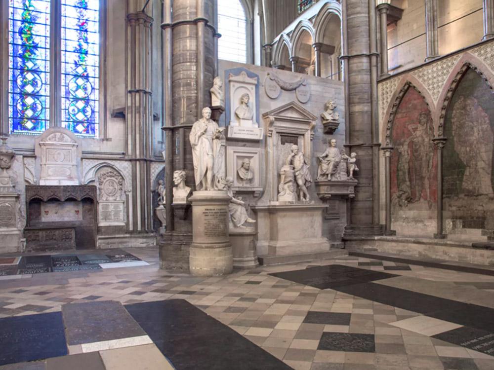 西敏寺Westminster Abbey內的9大必看重點:詩人角落Poets' Corner