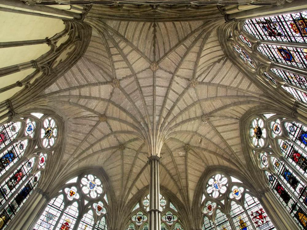 西敏寺Westminster Abbey內的9大必看重點:章節房Chapter House
