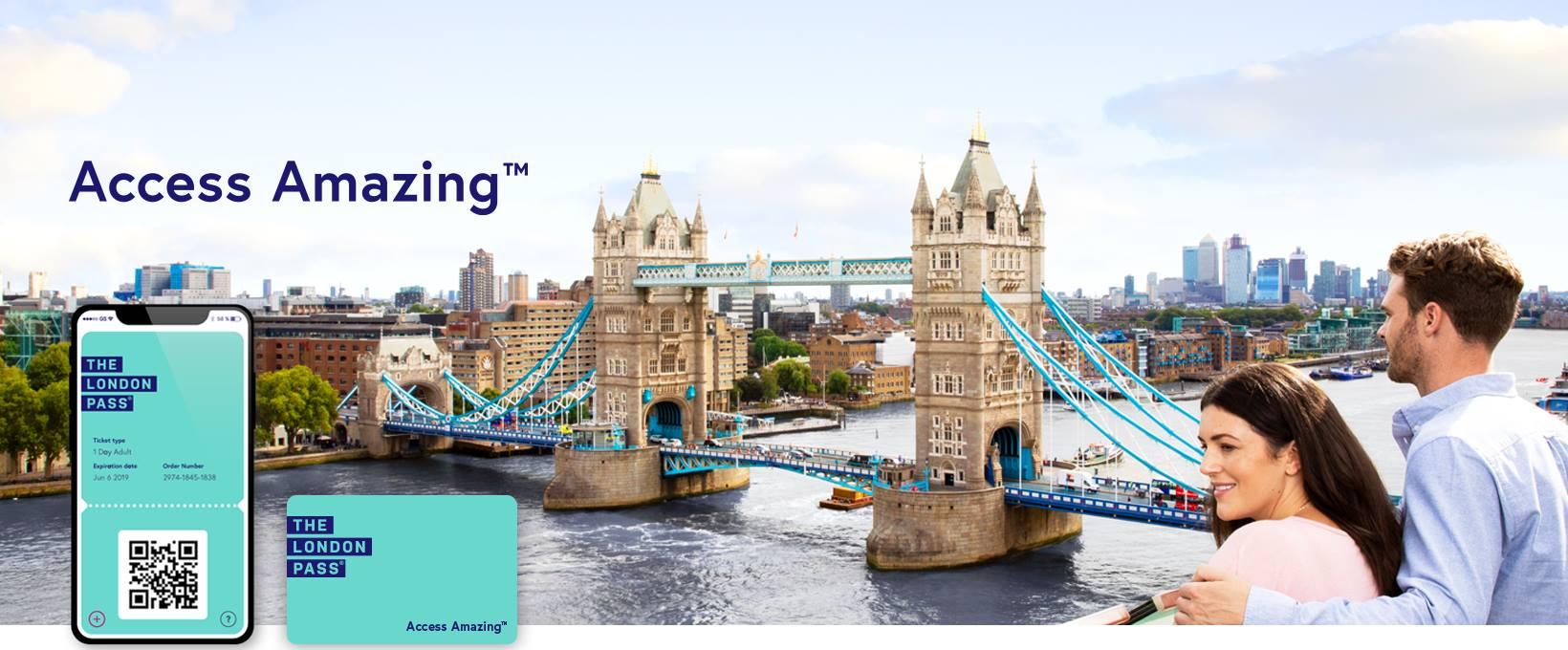 London Pass倫敦通行卡到底值不值得買?購買方式、效期、票價介紹