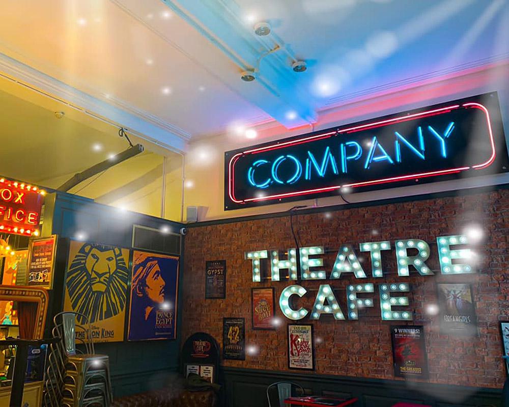 特拉法加廣場旁邊的推薦咖啡店:The Theatre Café