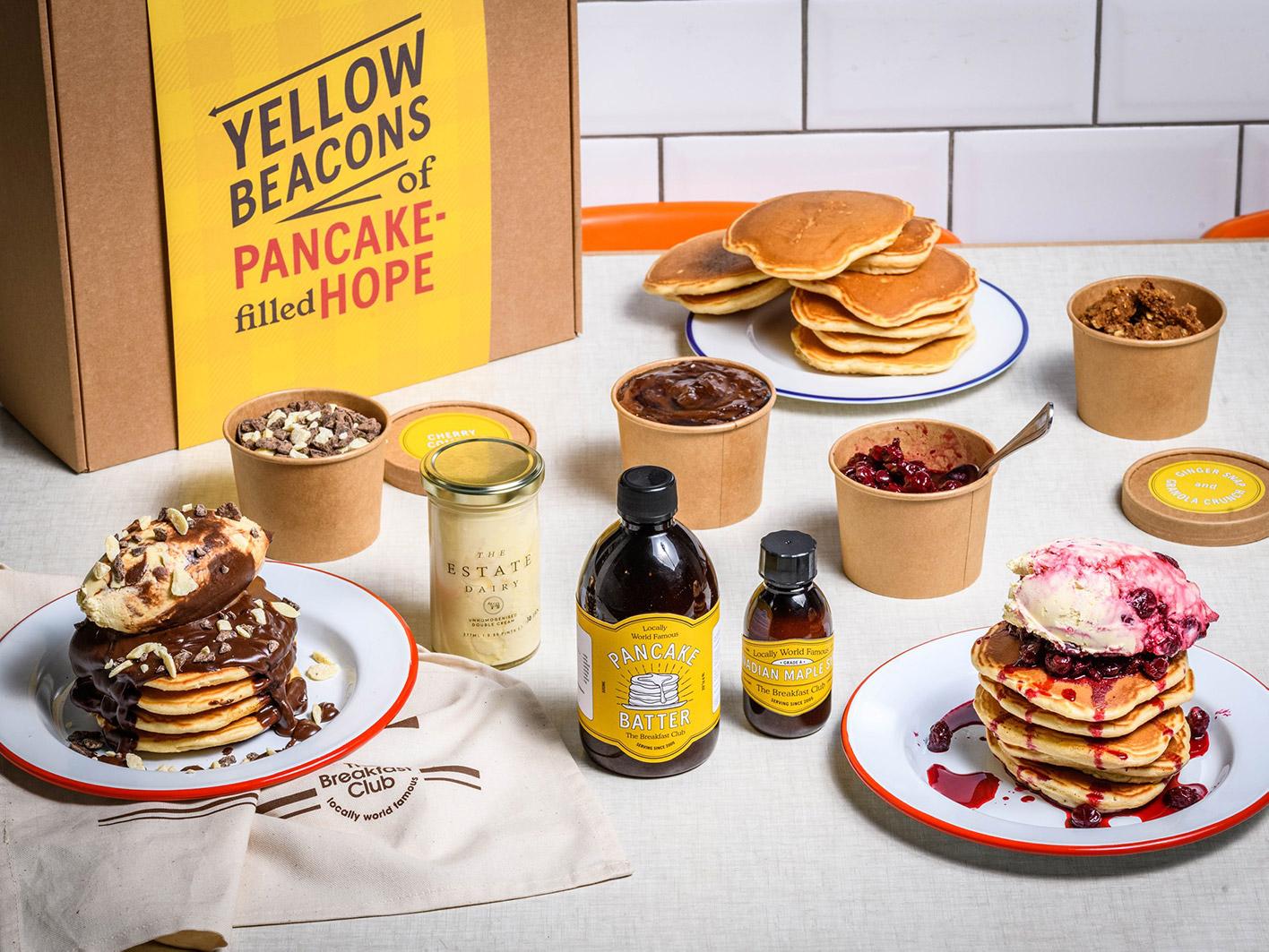 倫敦必吃9大傳統美食餐點和餐廳推薦:The Breakfast Club