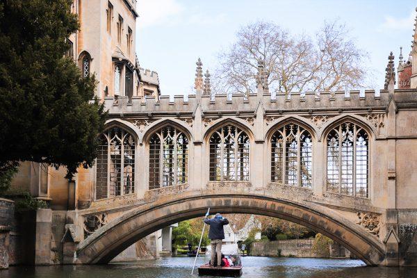 劍橋大學一日遊:最著名的17件必看必玩景點攻略(內含交通方式、地圖)