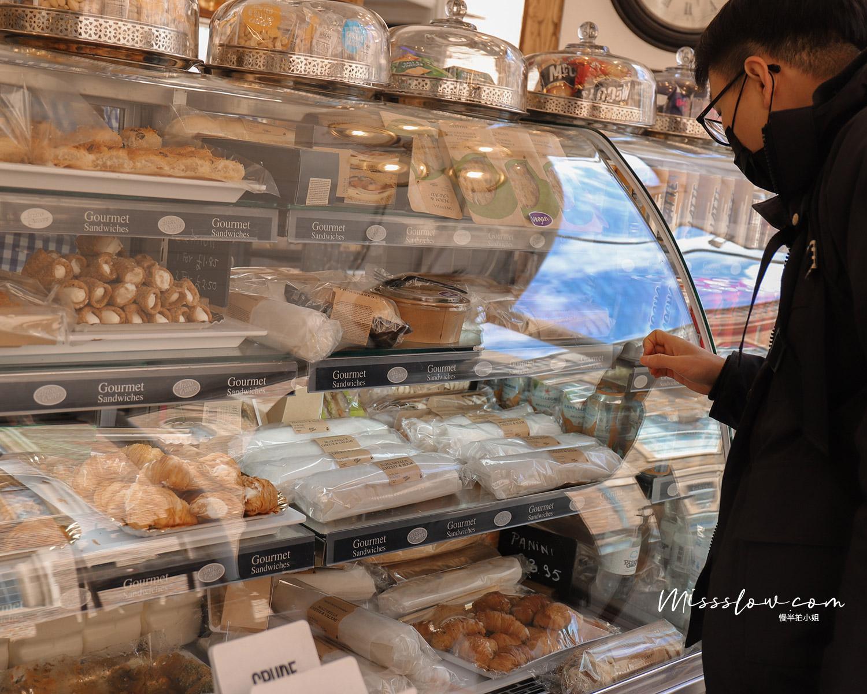 劍橋大學三明治咖啡店