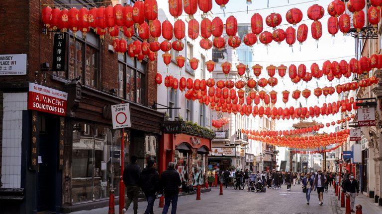 倫敦中國城China Town必吃的人氣6間餐廳和4家甜點店